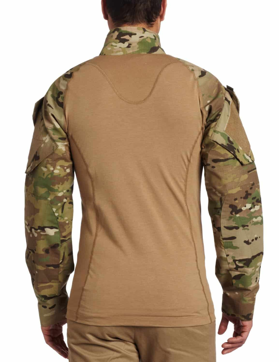 Tactical Long Sleeve Multicam Tdu Rapid Assault Shirt