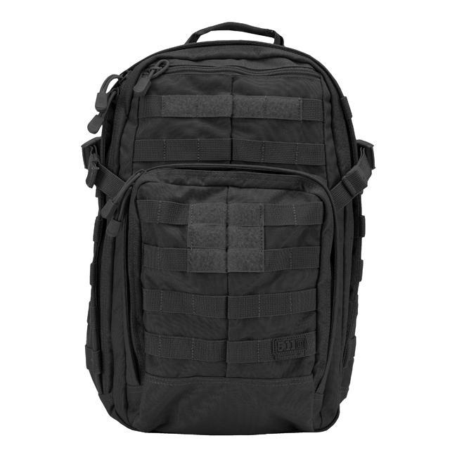 511 Rush 12 Backpack Black