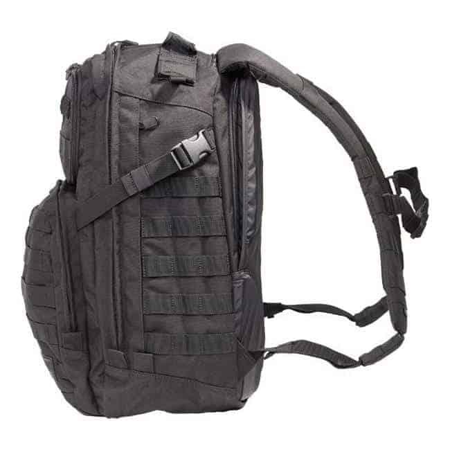 511 Rush 24 Backpack Black 4