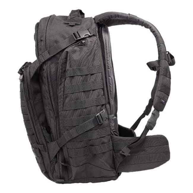 Car Storage Bag >> 5.11 Tactical Rush 72 Backpack - Doomsday Prep