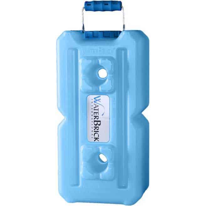 sc 1 st  Doomsday Prep & WaterBrick Standard 3.5 Gallon - Blue - Doomsday Prep
