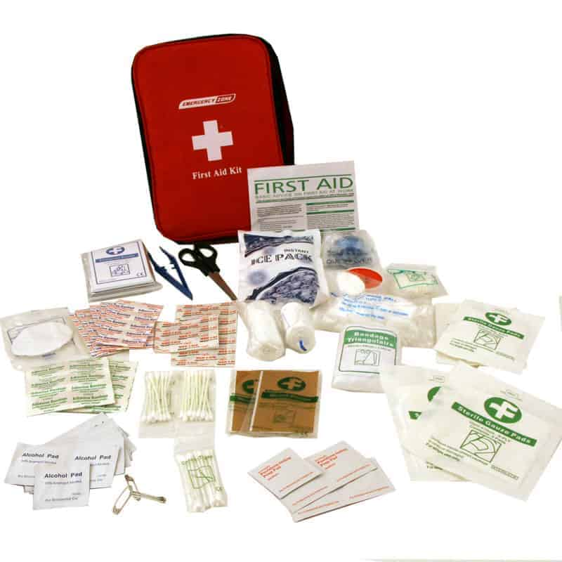 165pc first aid kit doomsday prep 165pc first aid kit 3 publicscrutiny Image collections