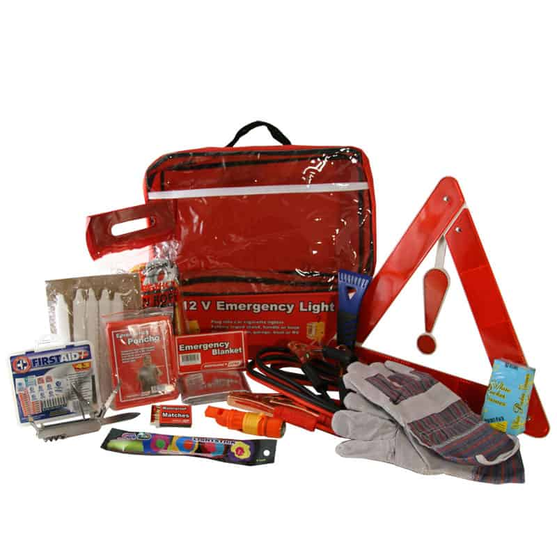 Automobile Safety Kit Doomsday Prep
