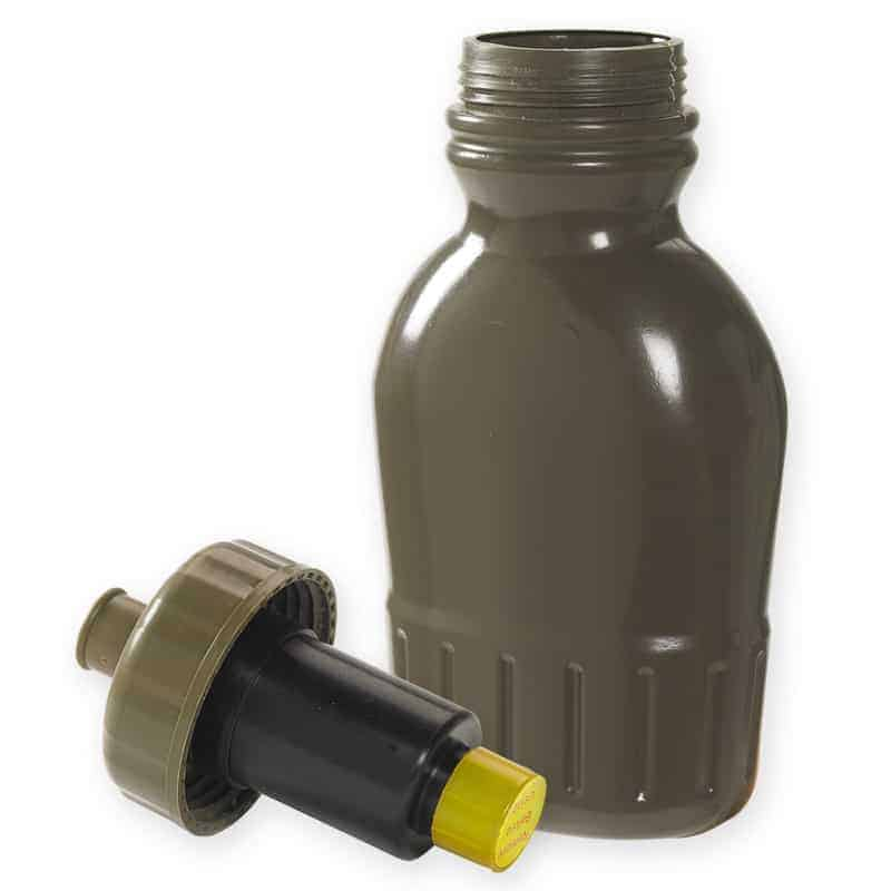Ndur 38oz Pull Top Filtration Canteen Olive Doomsday