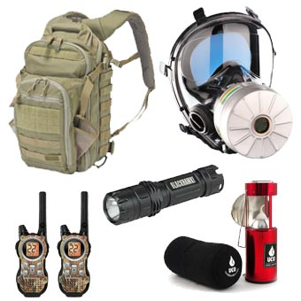 prepper gear bug out bags and prepper supplies doomsday prep