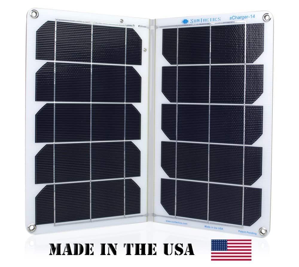 Scharger 14 Portable Usb Solar Charger Doomsday Prep
